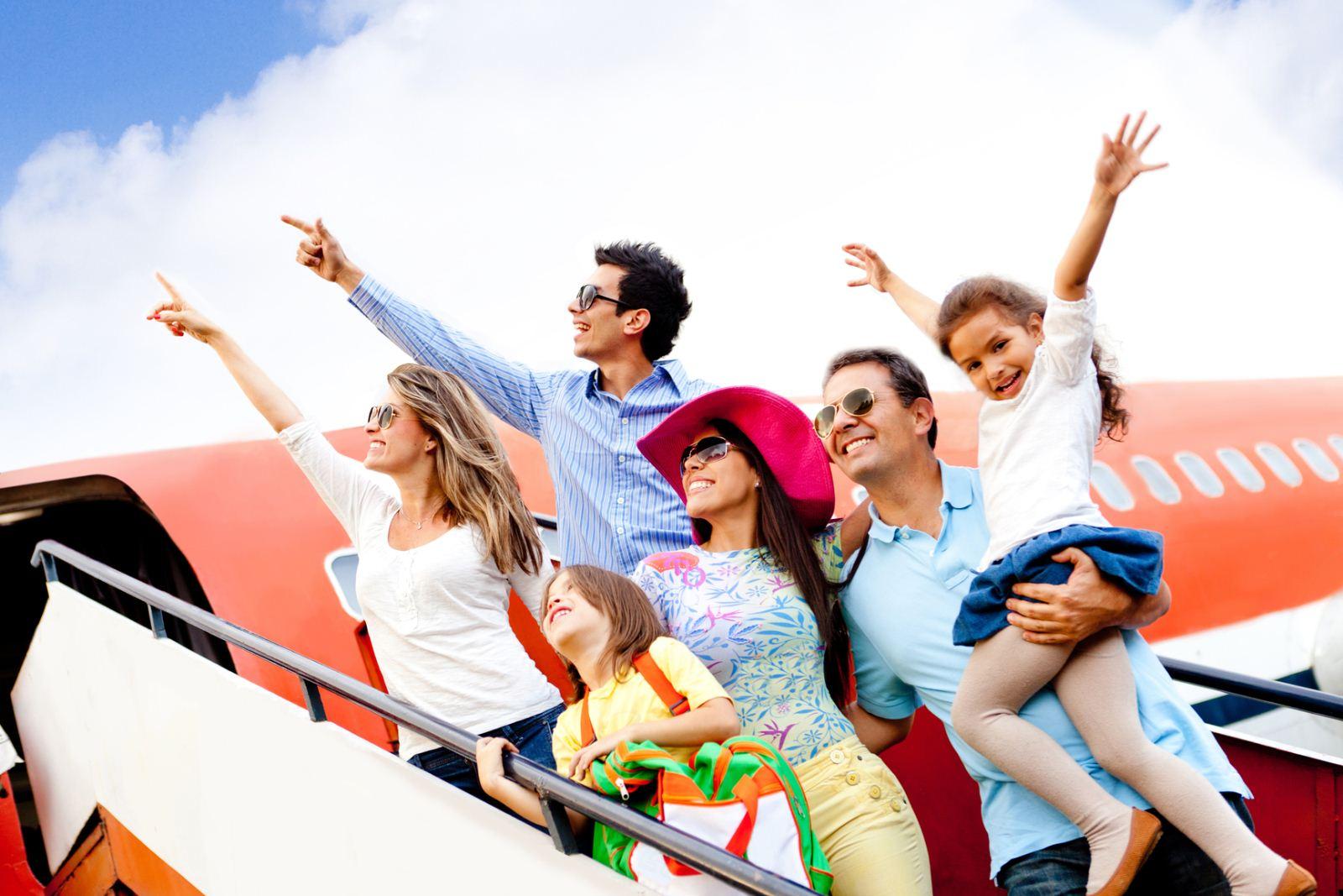 Туристическая поездка - праздник для детей