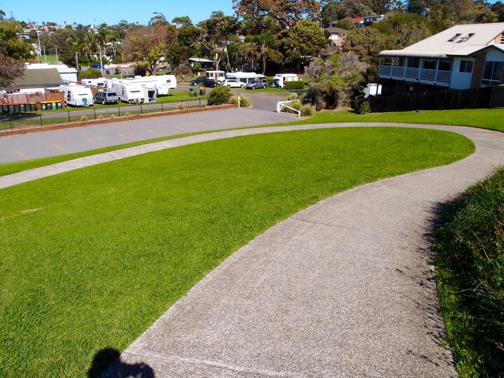 Kendalls Beach Walking and Bike Tracks