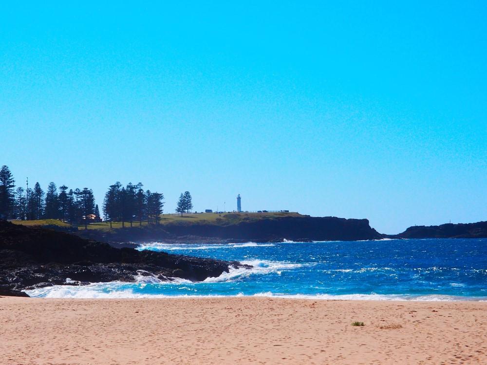 Kendalls Beach perfect for sunbathing