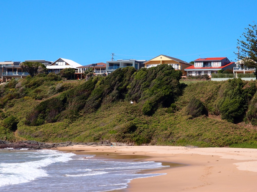 Kendalls Beach beautiful homes, awesome place to live
