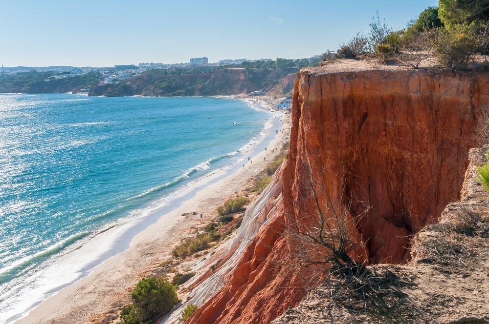 Praia da Falesia Portugal