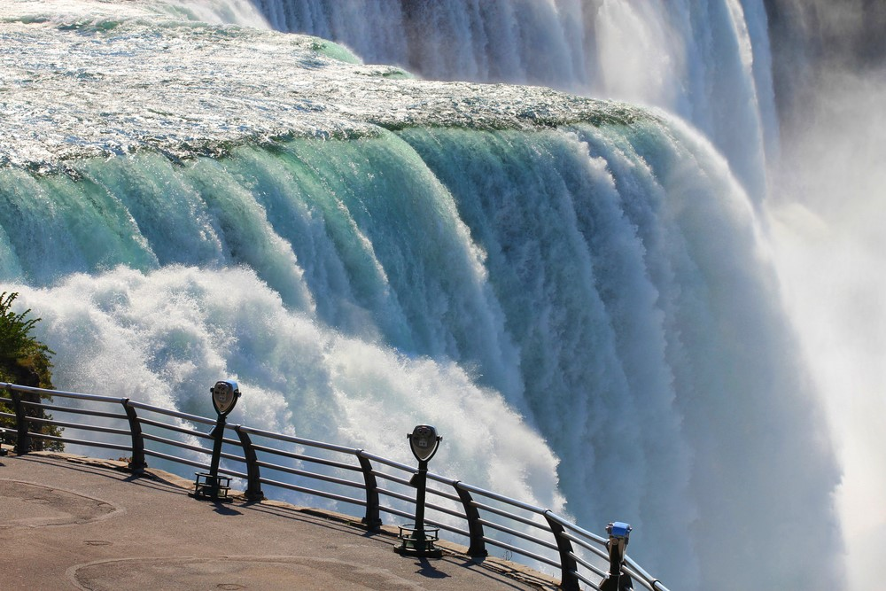 Niagra Falls Photo 2 Canada United States