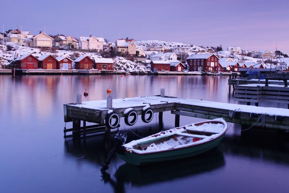 Fiskebäckskil Sweden