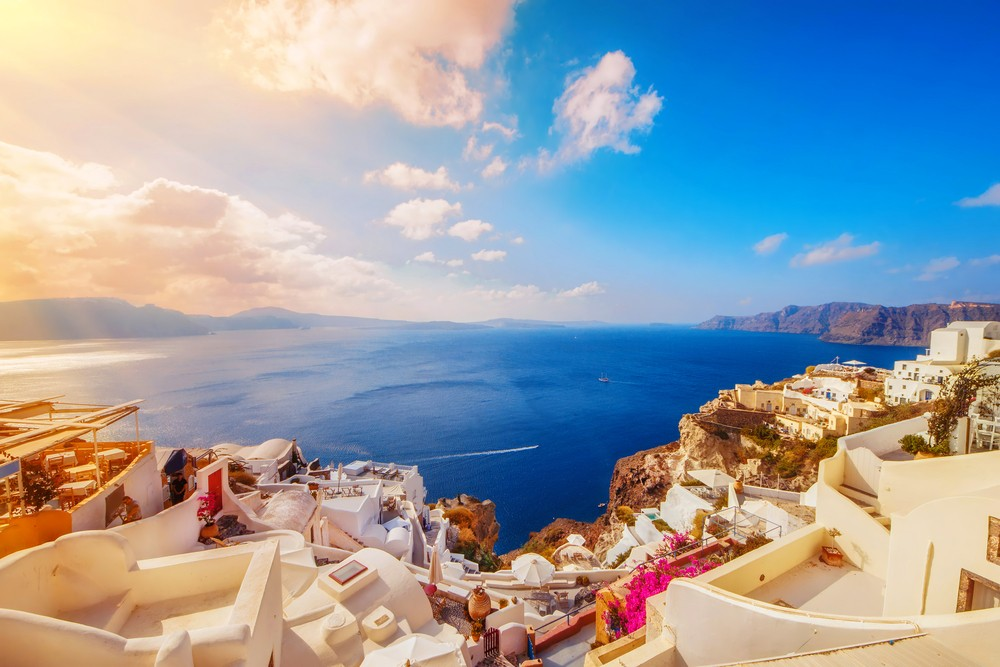 Most Stunning Places - Santorini