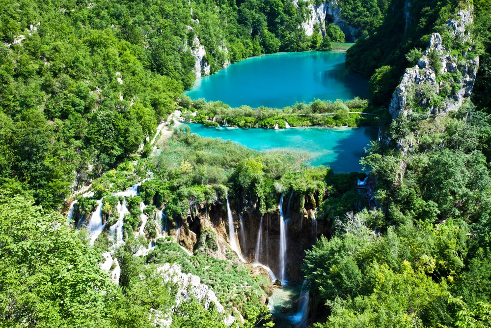 Most Stunning Places -Plitvice Lakes