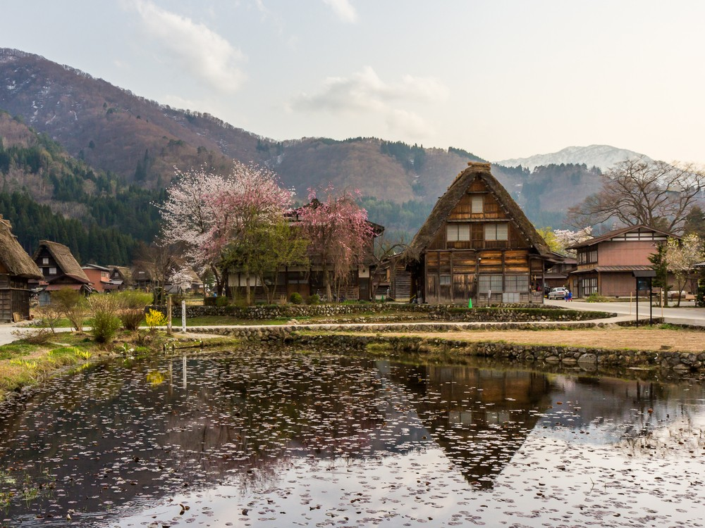 Fairy Tale Villages -Shirakawa go