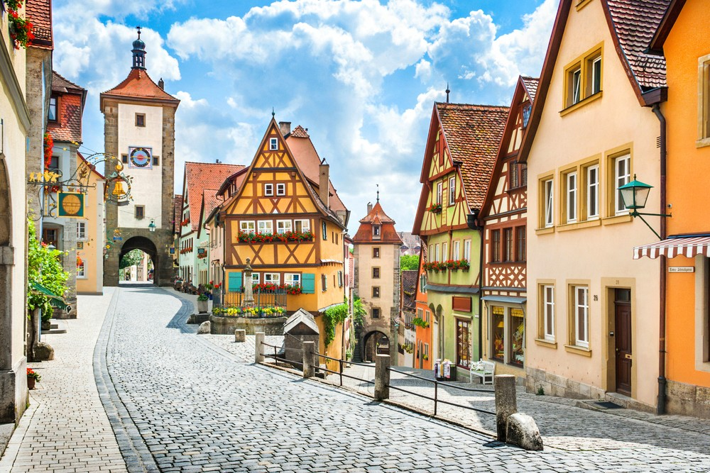 Fairy Tale Villages - Rothenberg