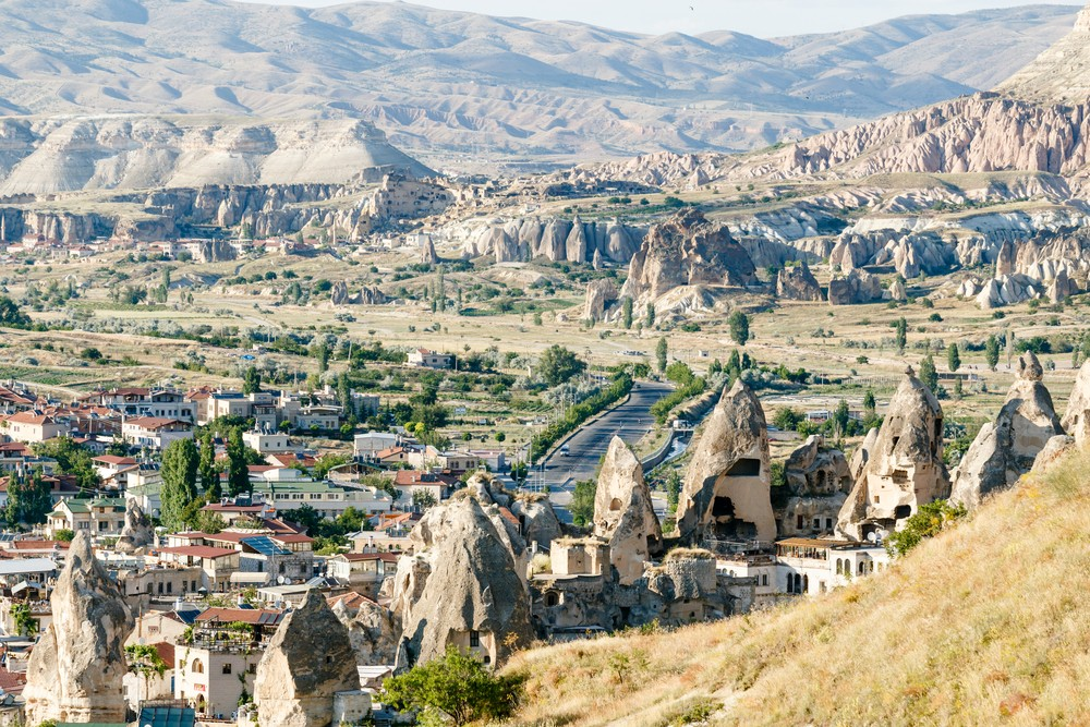 Fairy Tale Villages - Goreme