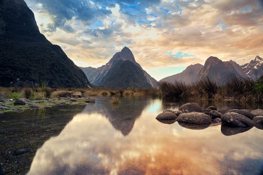 Best Time Of Year To Go To New Zealand - Milford Sound