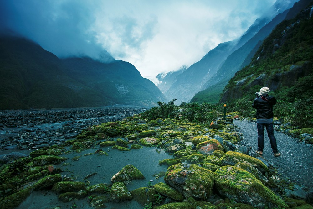 Best Time of Year to Go to New Zealand - Franz Josef Glacier