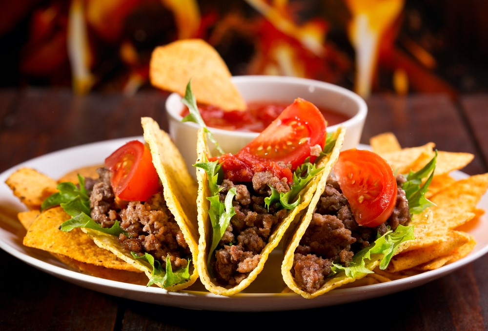 Cancun - Taste Mexican food