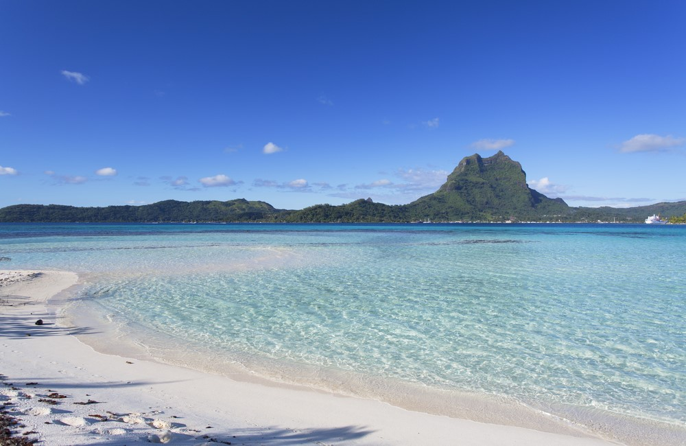 What to do in Bora Bora Motu Tapu