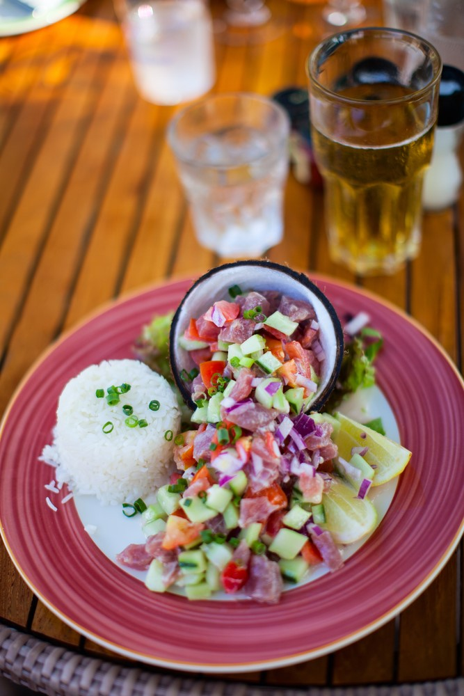 What to do in Bora Bora Taste traditional Tahitian meals