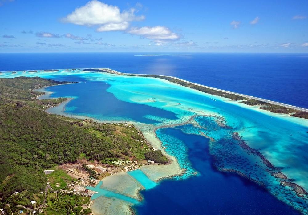 Bora Bora facts Bora Bora view
