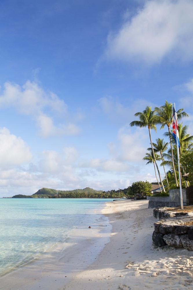 Bora Bora facts Matira Beach