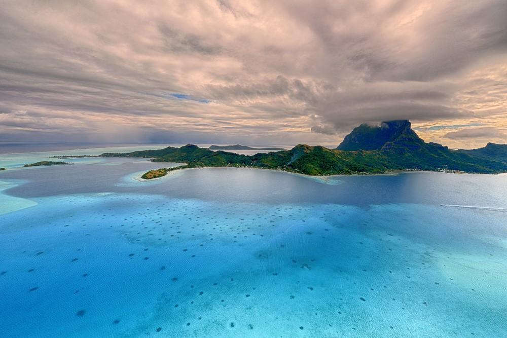 Bora Bora on a budget Choose your flight