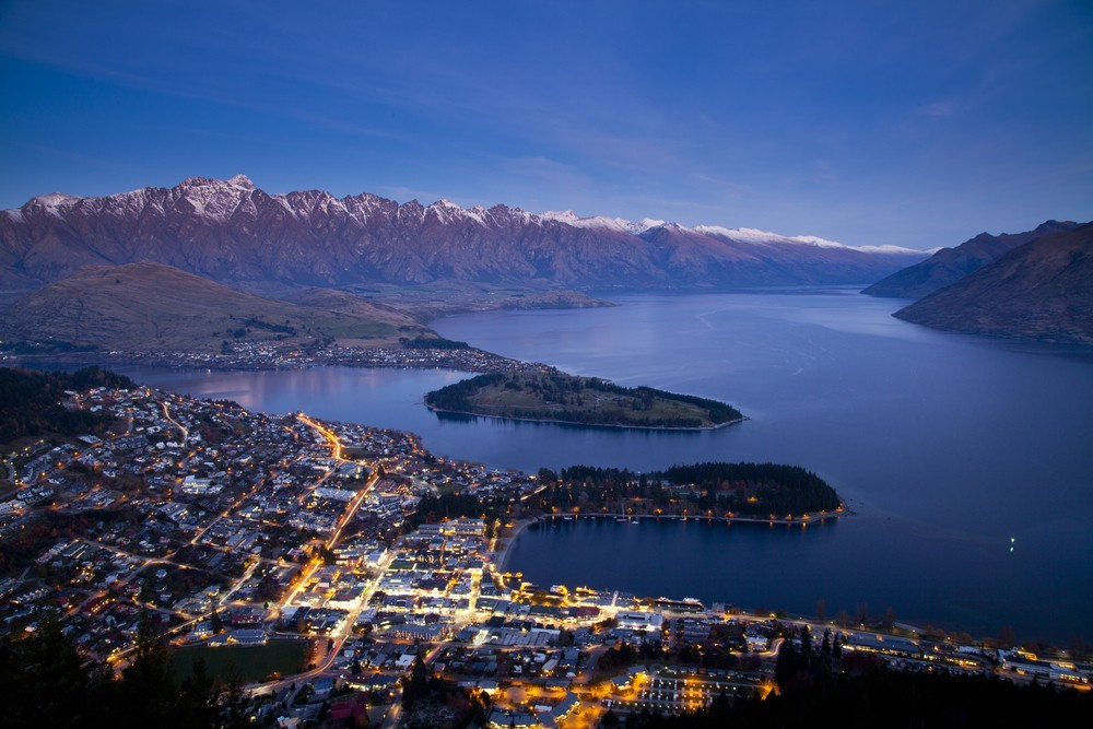 Best Place to Live in New Zealand - Queenstown