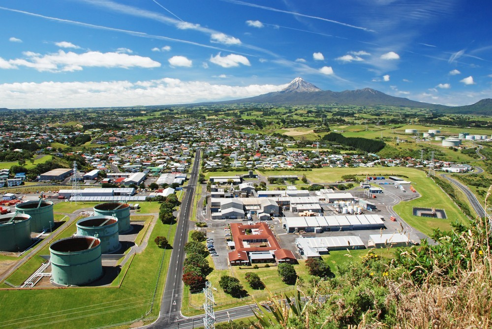 Best Place to Live in New Zealand -New Plymouth