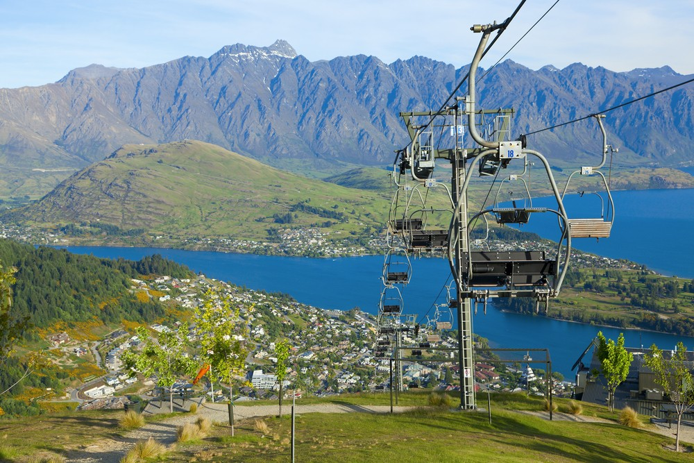 Things to Do in New Zealand South Island - Skyline Gondola
