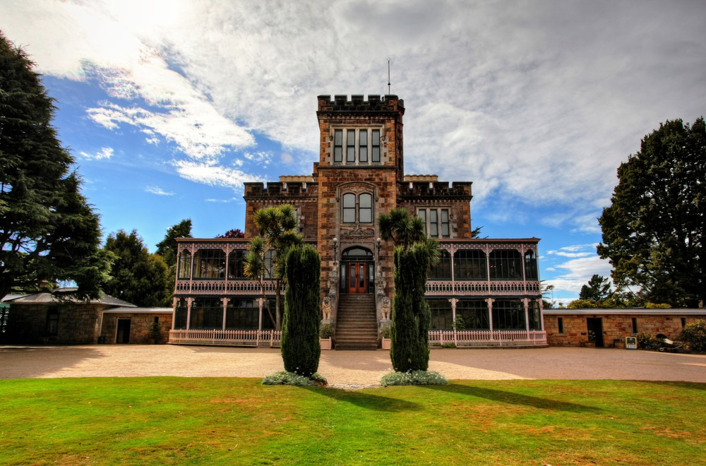 Things to Do in New Zealand South Island - Larnach Castle