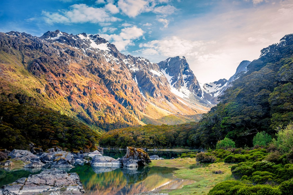 Things to Do in New Zealand South Island - Fiordland