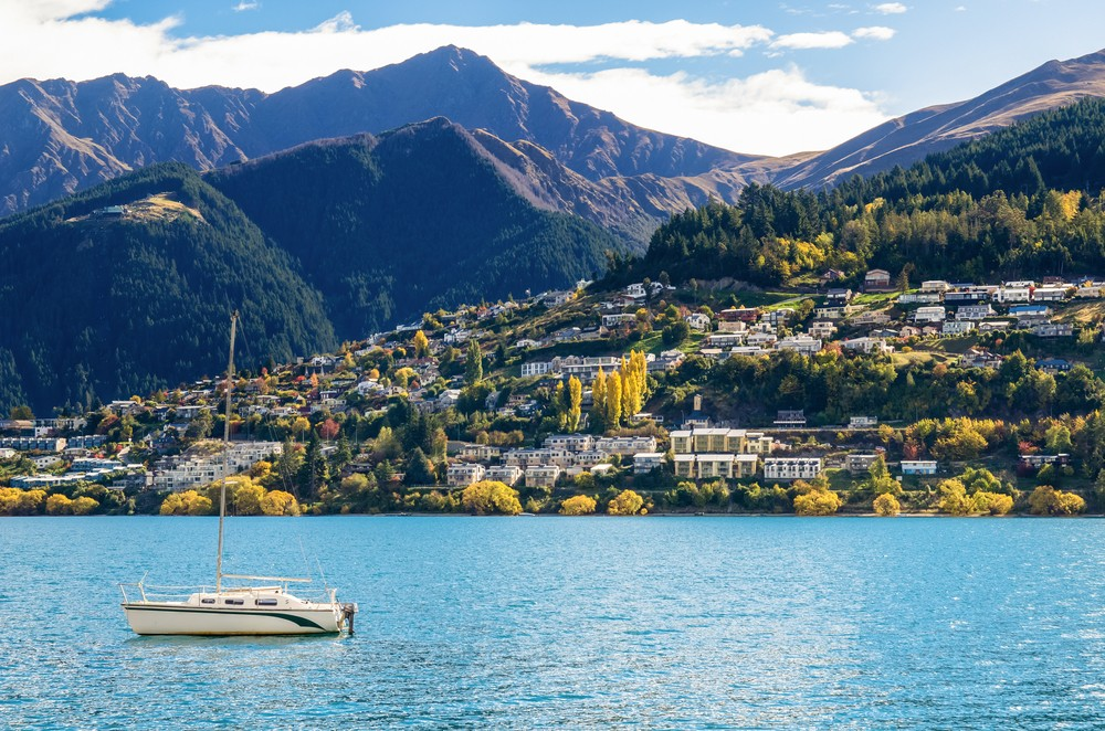 Things to Do in New Zealand South Island - Lake Wakatipu