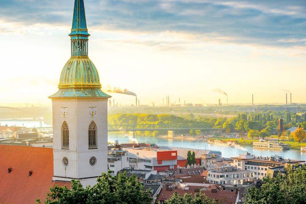 Cheapest Cities in Europe - Bratislava