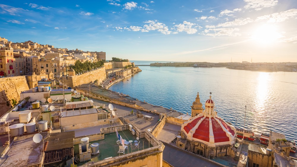 Cheapest Cities in Europe - Valletta