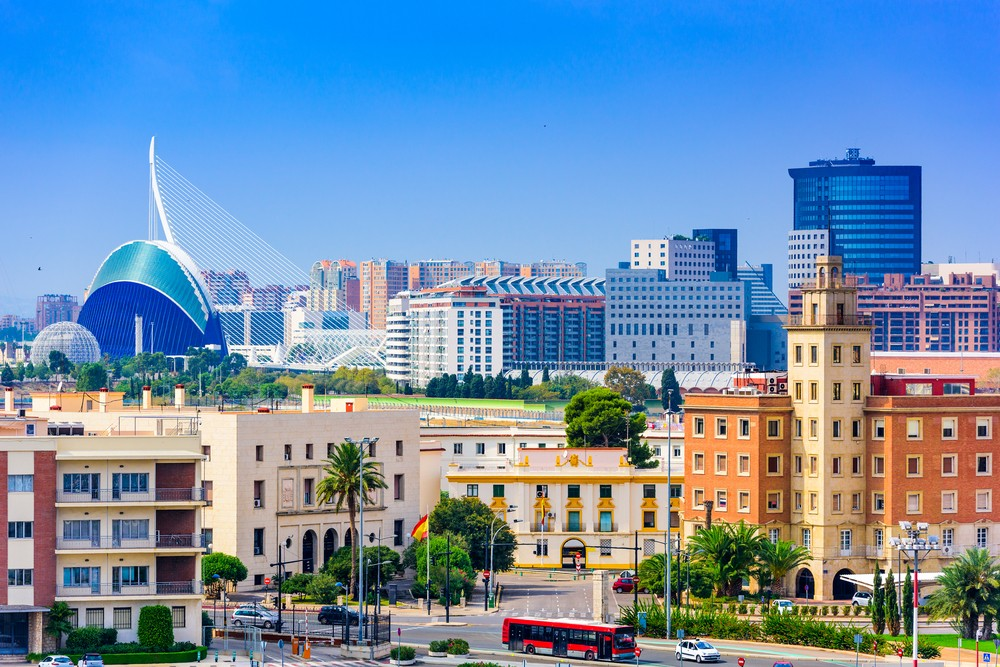 Cheapest Cities in Europe - Valencia