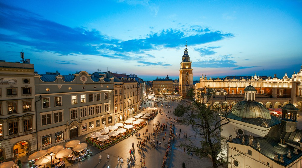 Cheapest Cities in Europe - Krakow