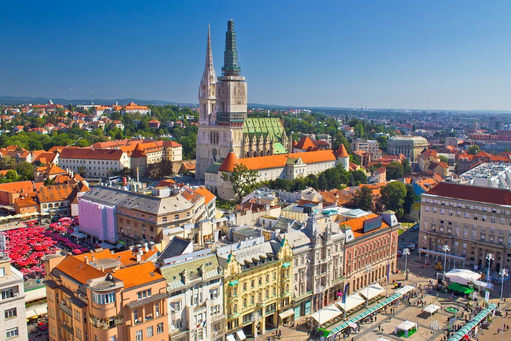 Cheapest Cities in Europe - Zagreb