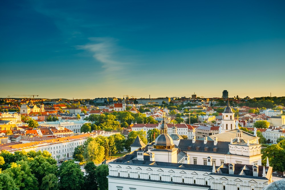 Cheapest Cities in Europe - Vilnius