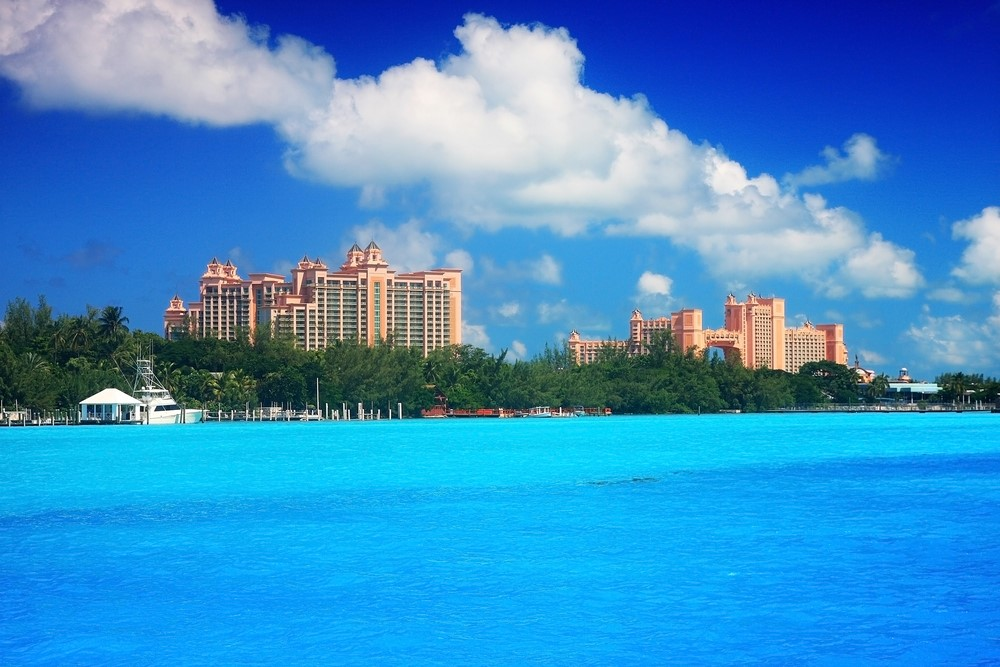 Summer destinations The Bahamas