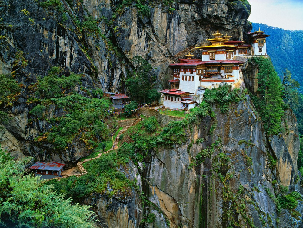 Underrated places Bhutan