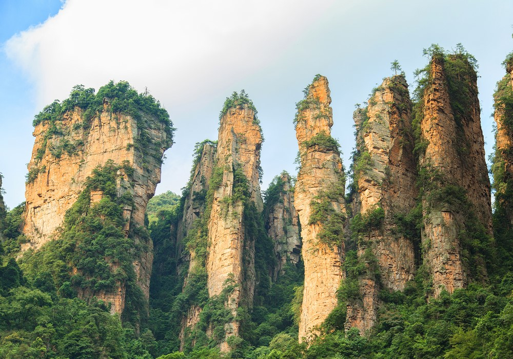 Underrated places Zhangjiajie, China