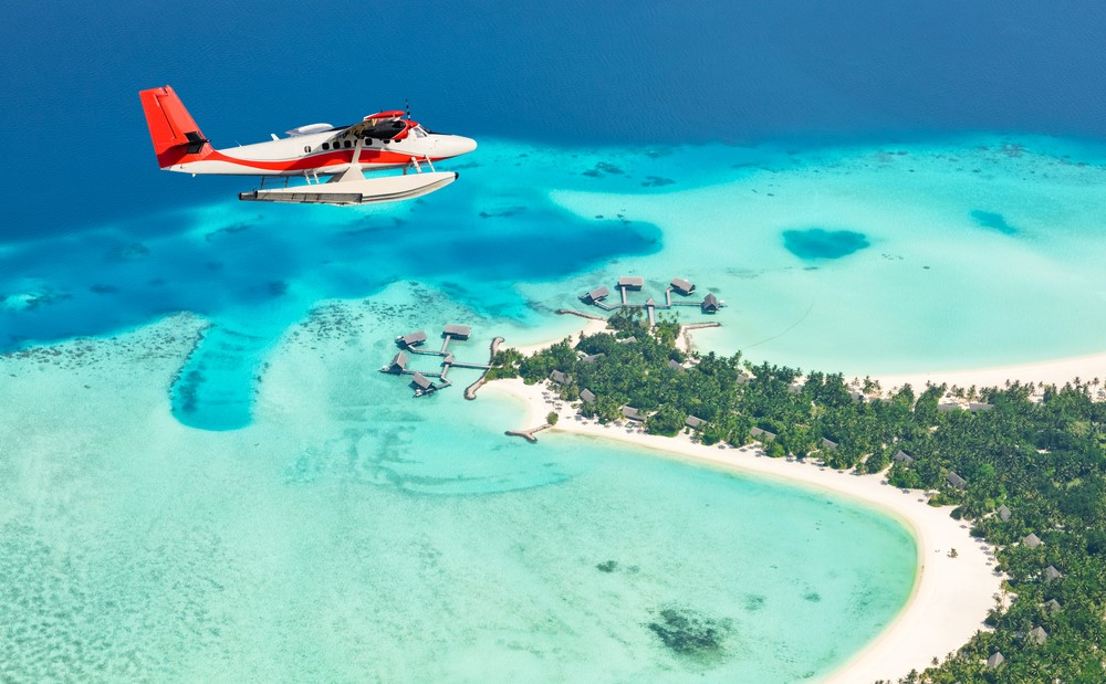 The Maldives on a budget Getting there