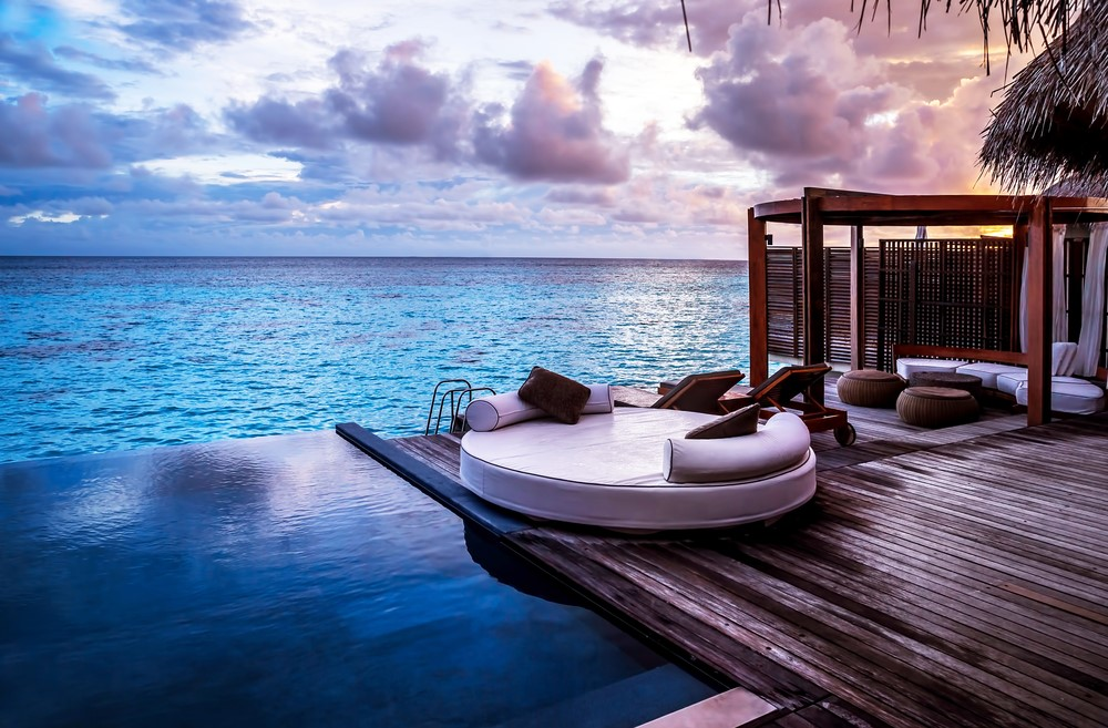 The Maldives on a budget Accomodation