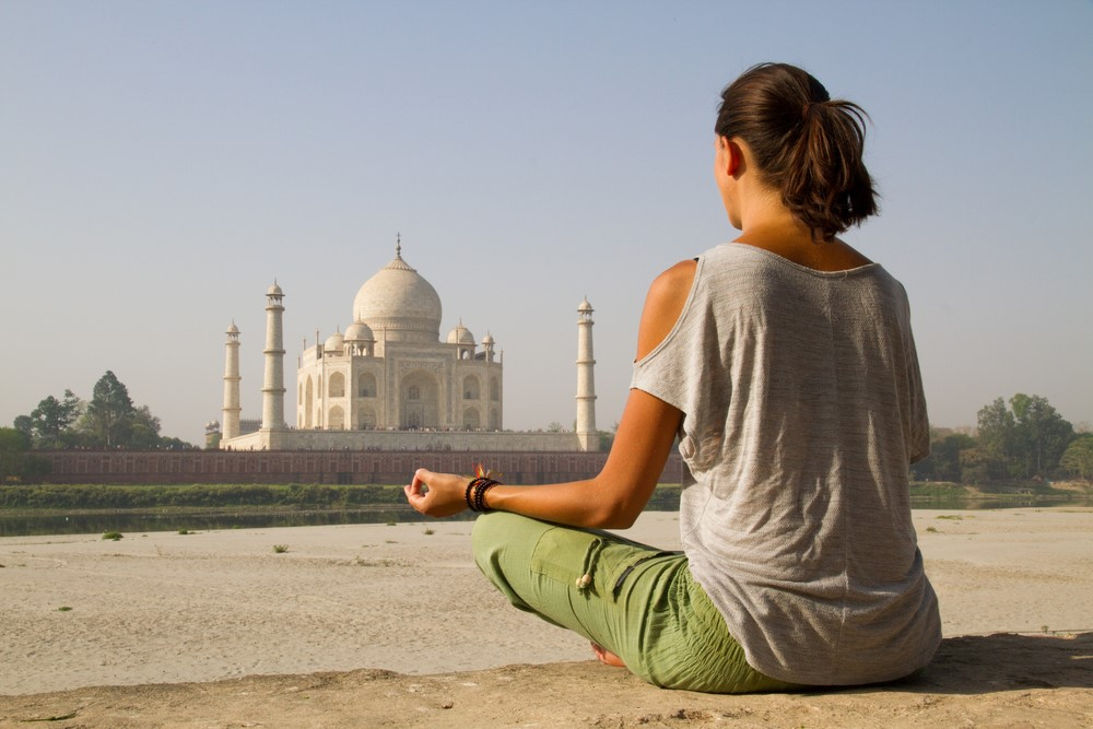 Things to do in India Do yoga