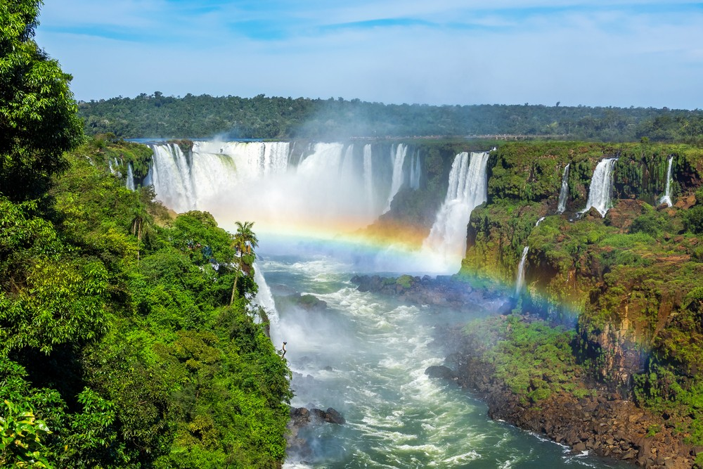 20 Most Amazing Places to Visit Before You Die - Puerto Iguazu