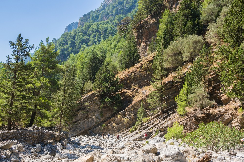 15 Must-See Places In Greece - Samaria Gorge