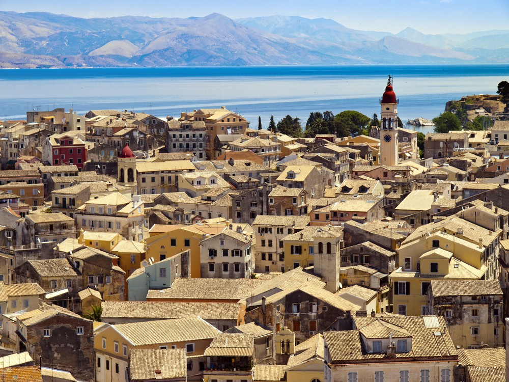 15 Must-See Places In Greece - Corfu Town
