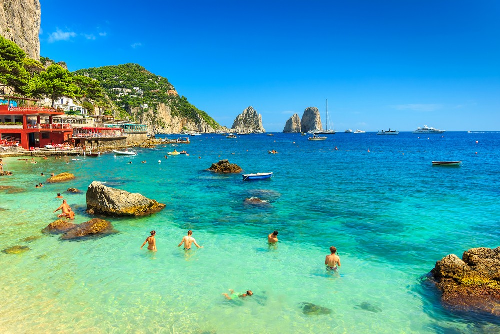15 Italy Destinations You Must Visit - Capri