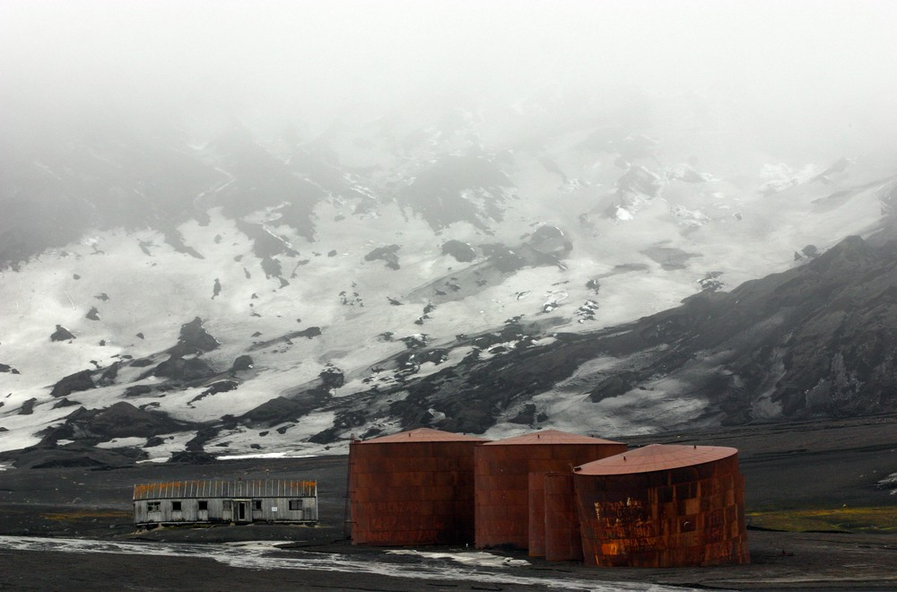 10 Most Remote Cities in the World - Deception Island
