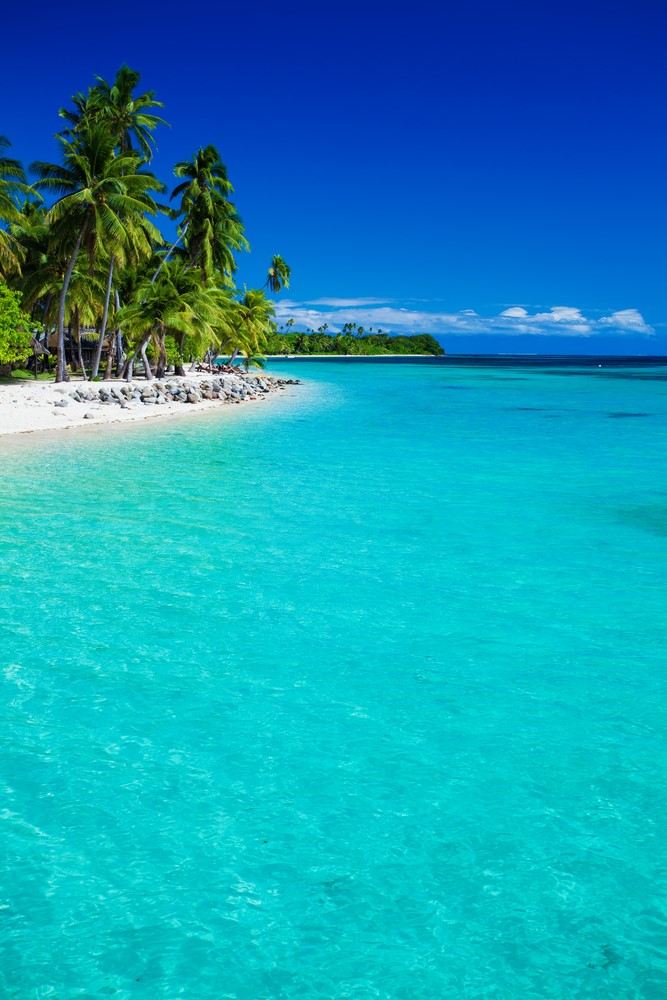 Things to do in Fiji Enjoy the water
