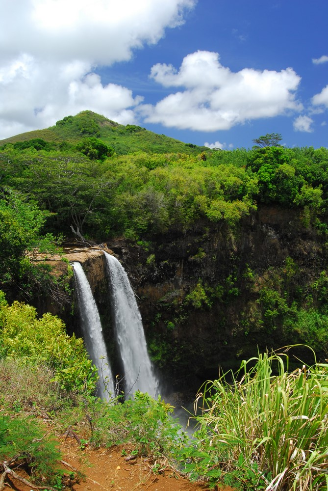 Things to do in Fiji Visit a waterfall