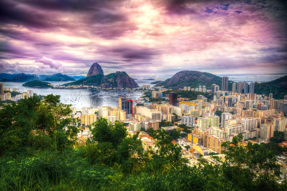 Places to visit in Brazil Rio de Janeiro