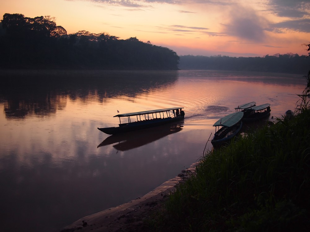 Places to visit in Brazil The Amazon River