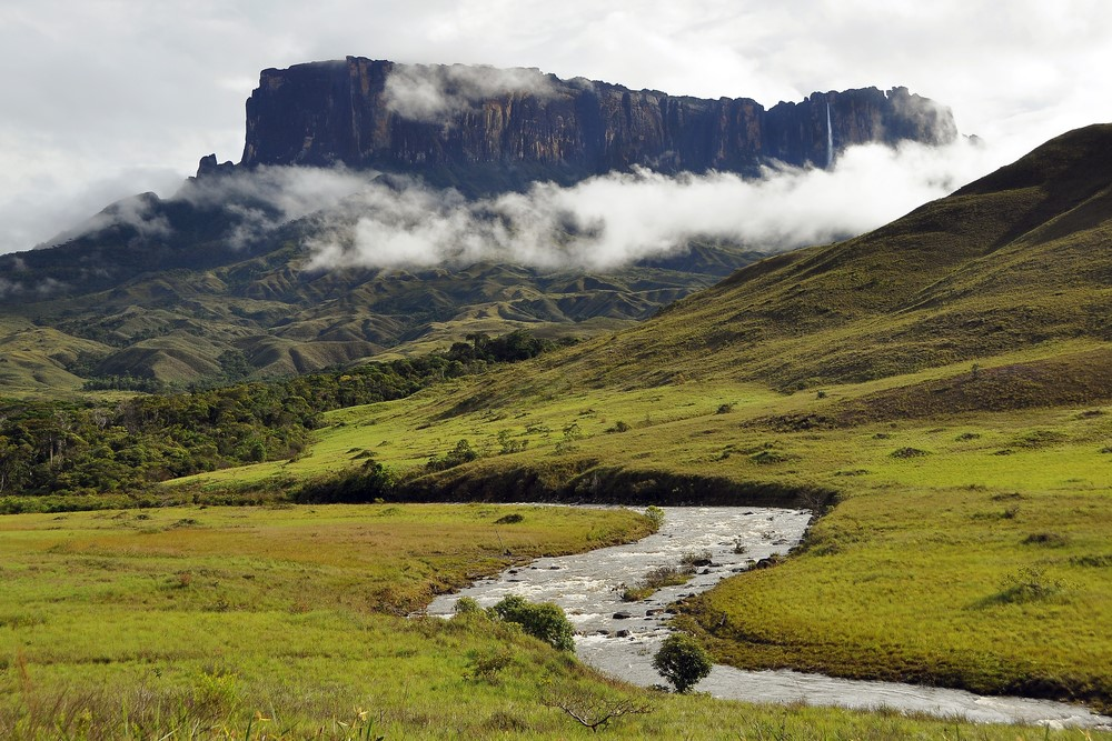 Places to visit in Brazil Monte Roraima, Roraima