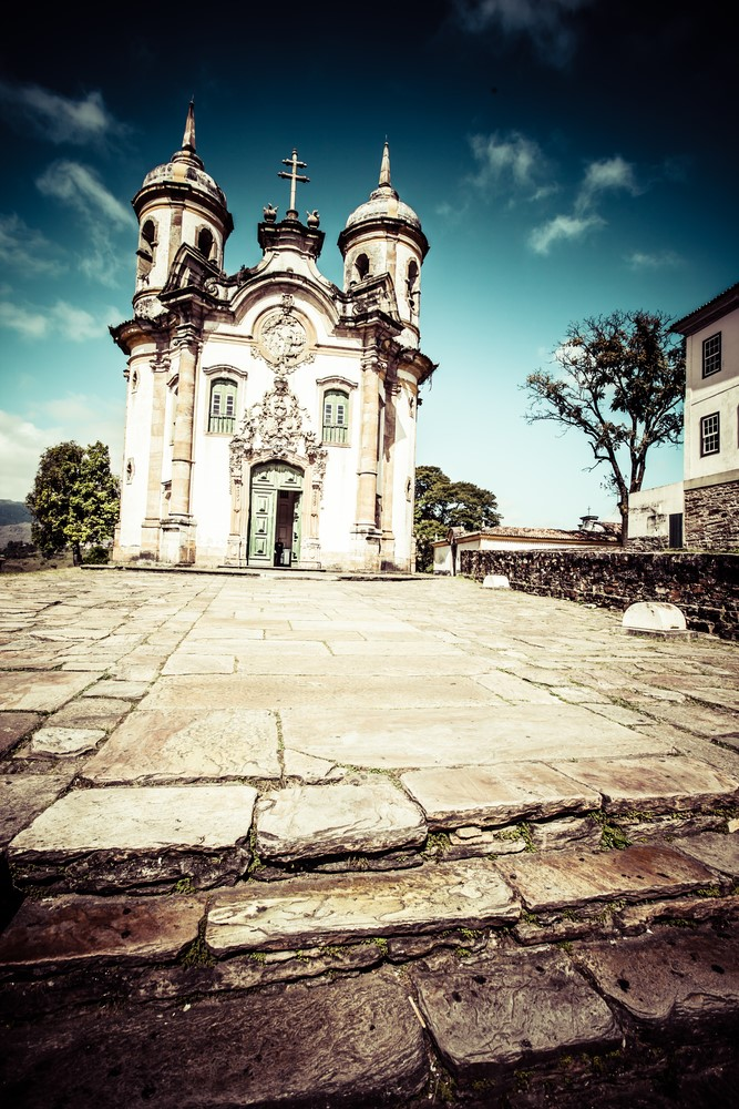 Places to visit in Brazil Ouro Preto, Minas Gerais