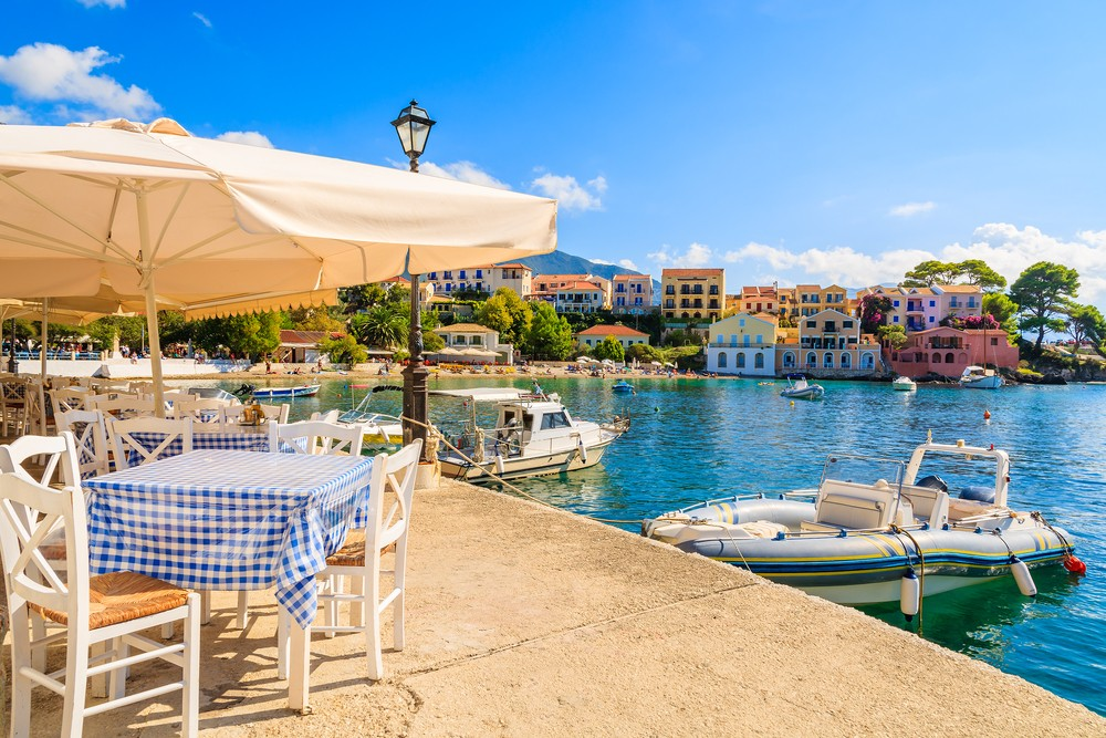 Top 16 Mediterranean Vacation Spots - Kefalonia